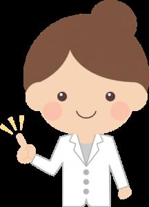 東京のホワイトニング専門歯科の女医さん