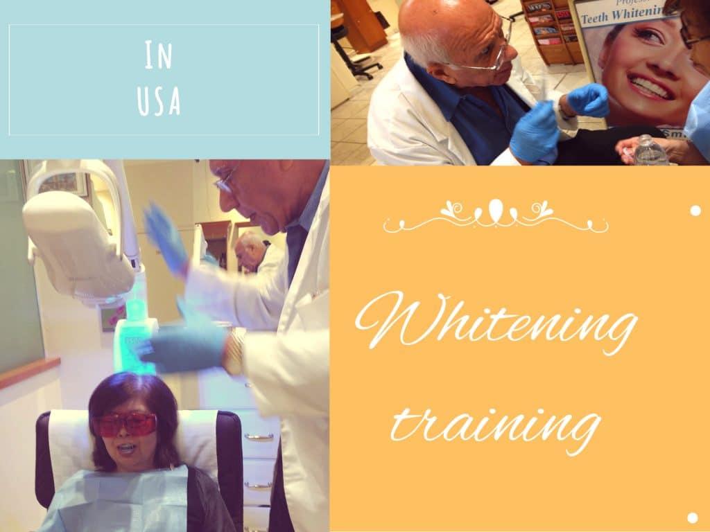 アメリカホワイトニング研修